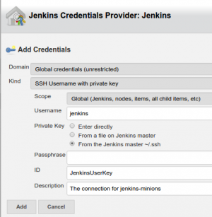 Jenkins CI - Ever changing code